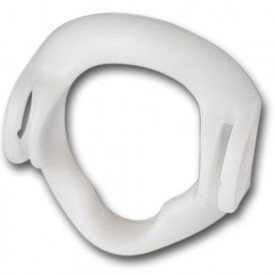 Белое кольцо для экстендера
